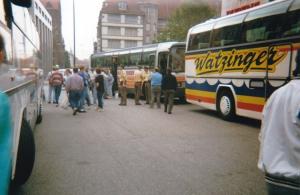 Fan-Busse in den 90ern