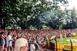 FC Energie Cottbus vs. 1. FC Dynamo Dresden