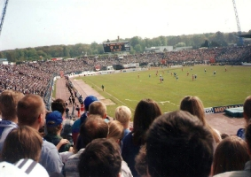 F.C. Hansa Rostock vs. 1. FC Köln