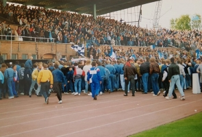 F.C. Hansa Rostock vs 1. FC Lok Leipzig