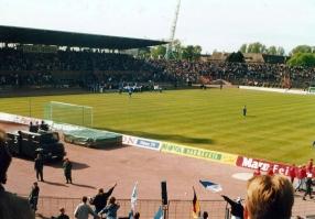 F.C. Hansa Rostock vs. 1. FC Lokomotive Leipzig