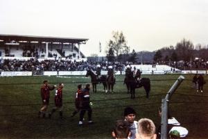 FC Sachsen Leipzig vs. FC Berlin