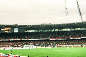 Fußballerlebnis Köln Anfang der 90er