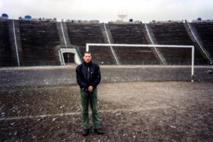 Fußballtour nach Warschau (1995)