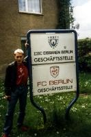 Geschäftsstelle des FC Berlin