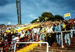 Hamburger SV vs. 1. FC Dynamo Dresden