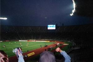 Hertha BSC vs. F.C. Hansa Rostock
