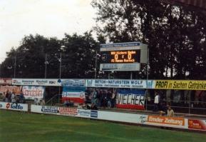 Rostock bei Kickers Emden