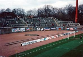 Rostock beim FC Bayer 05 Uerdingen