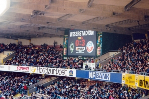 Rostocker Sieg in Bremen