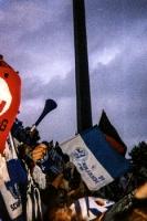 Schalke-Fans in der Nordkurve