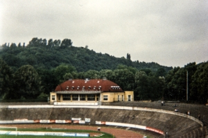 Stadion am Zoo, Anfang 90er Jahre