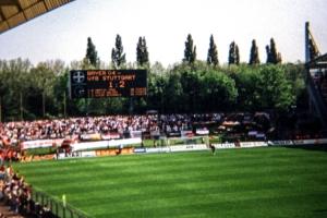 TSV Bayer 04 Leverkusen vs. VfB Stuttgart