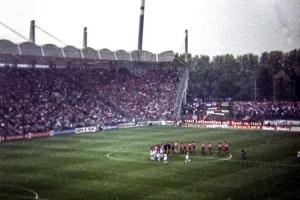 Ulrich-Haberland-Stadion, Anfang 90er