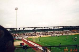 VfL Wolfsburg vs. F.C. Hansa Rostock (1999)