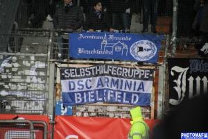 Arminia Bielefeld zu Gast in Bochum
