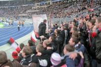 Hertha BSC - Bayer 04 Leverkusen 3:3, Berliner Olympiastadion, 26.11.2011
