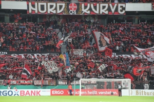 Support Nordkurve Leverkusen gegen Union Berlin