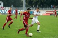 FC Memmingen vs. SV Wacker Burghausen