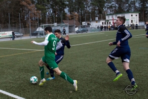 SK Lauf vs. TSV Kirchehrenbach