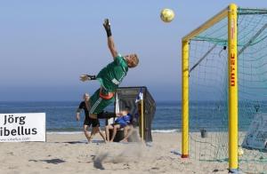 1. FC Versandkostenfrei vs. Hertha BSC (Beachsoccer)