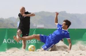 Deutsche Beachsoccer Liga 2019