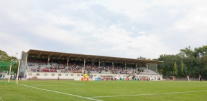 Berliner AK 07 vs. FC Rot-Weiß Erfurt