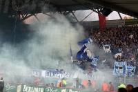 Berliner Derby 2009 und 2010