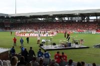 Stadioneröffnung Alte Försterei