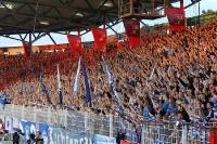 Gästetribüne Stadion Alte Försterei