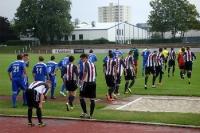 BFC Preußen gegen B.W. Hohen Neuendorf