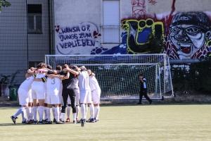 FSV Hansa 07 vs. SC Schwarz-Weiß Spandau