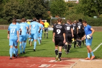 Pokalspiel: SC Borussia Friedrichsfelde vs. BFC Viktoria 1889