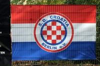 S.D. Croatia Berlin im Friedrich-Ebert-Stadion