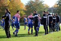 S.D. Croatia Berlin vs. Sparta Lichtenberg, 13. Oktober 2013