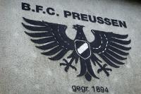 Zu Gast beim BFC Preussen im Preussen-Stadion, Malteserstraße