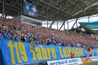119 years of tradition: 1. FC Lokomotive Leipzig