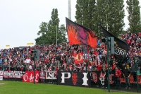 1. FC Kaiserslautern Supporters in Berlin
