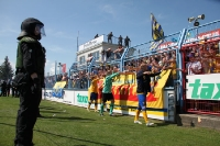 1. FC Lokomotive Leipzig away in Chemnitz