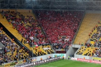 1. FC Union Berlin away in Dresden