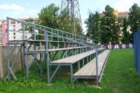 away sector, stadium FK Borac Banja Luka