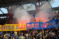 Be hot on the match! Eintracht Braunschweig on tour