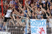 FC Hansa Rostock away in Berlin