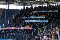 FC Hansa Rostock, Protest against closure of the south stand