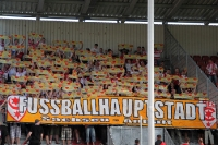 Hallescher FC Supporters away in Cottbus