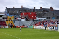Richmond Park, St Patrick's Athletic F.C., Inchicore, Dublin