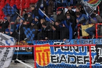 SC Paderborn 07 Supporters in Berlin