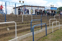 stadium of FC Stahl Brandenburg