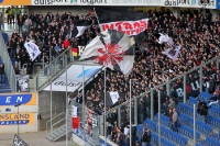 Ultras Eintracht Frankfurt on tour