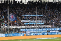 VfL Bochum Supporters at home: Protest against the performance